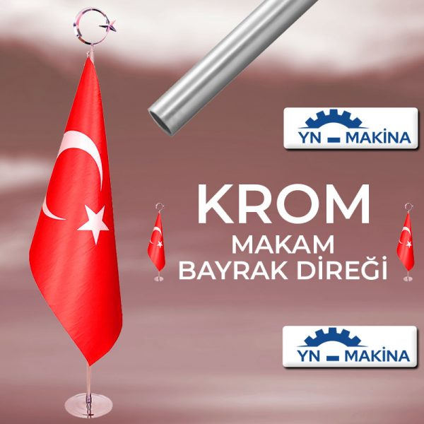 Krom Makam Bayrağı