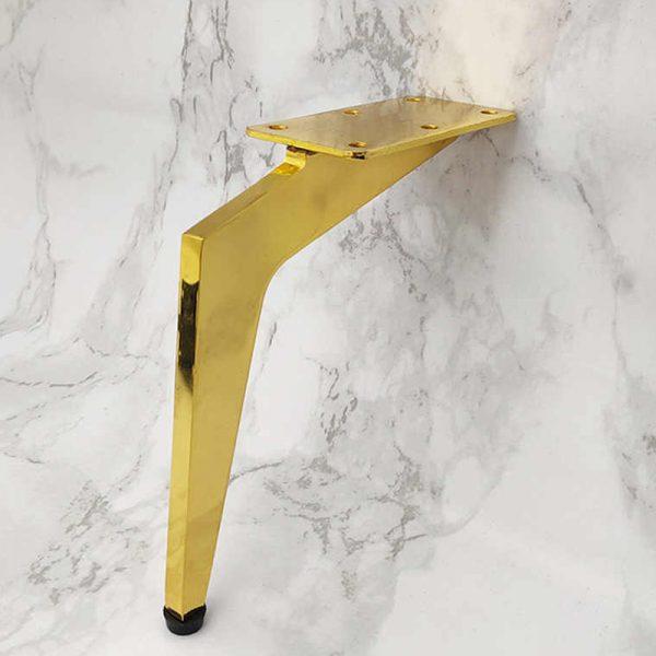 Metal Mobilya Ayağı, Koltuk Ayağı Gold